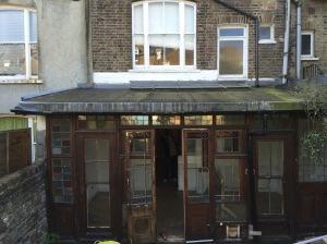 Stoke Newington kitchen extension