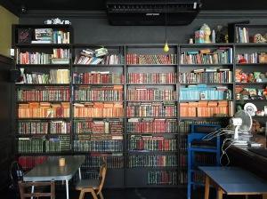 walkthrough/hidden entrance bookcase